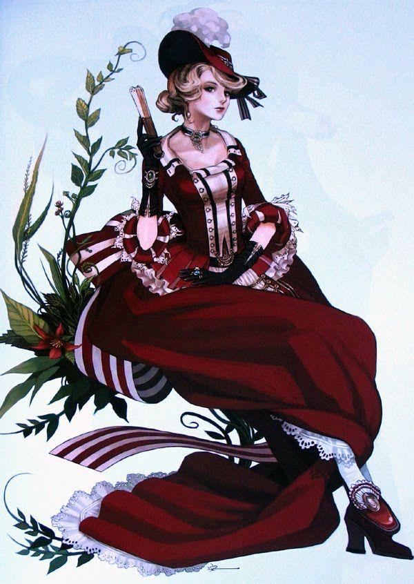 Anime hentai goddess