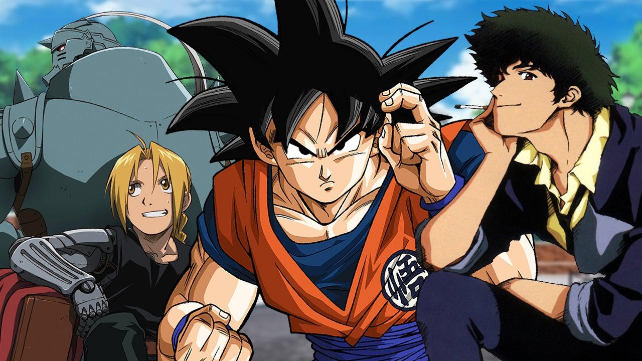 english Free dub shows anime