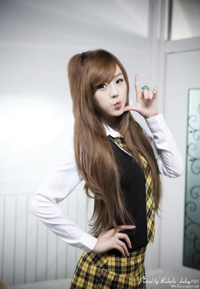 girl korean by Girl