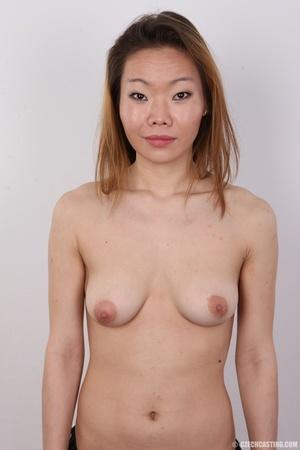 Casting panties uncensored asian