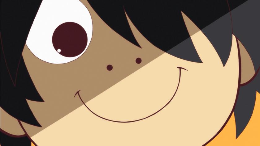 o face Anime