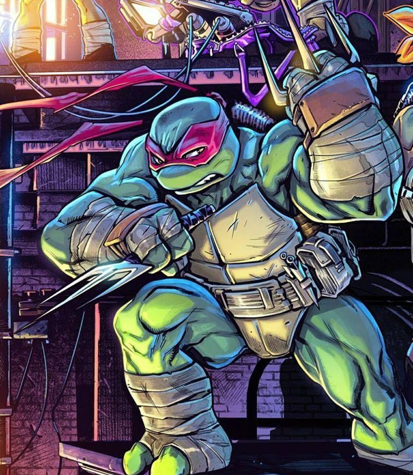 ninja mutant turtles teenage Anime