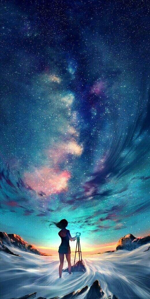 anime wallpaper Beautiful