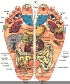 reflexology Asian catonsville massage