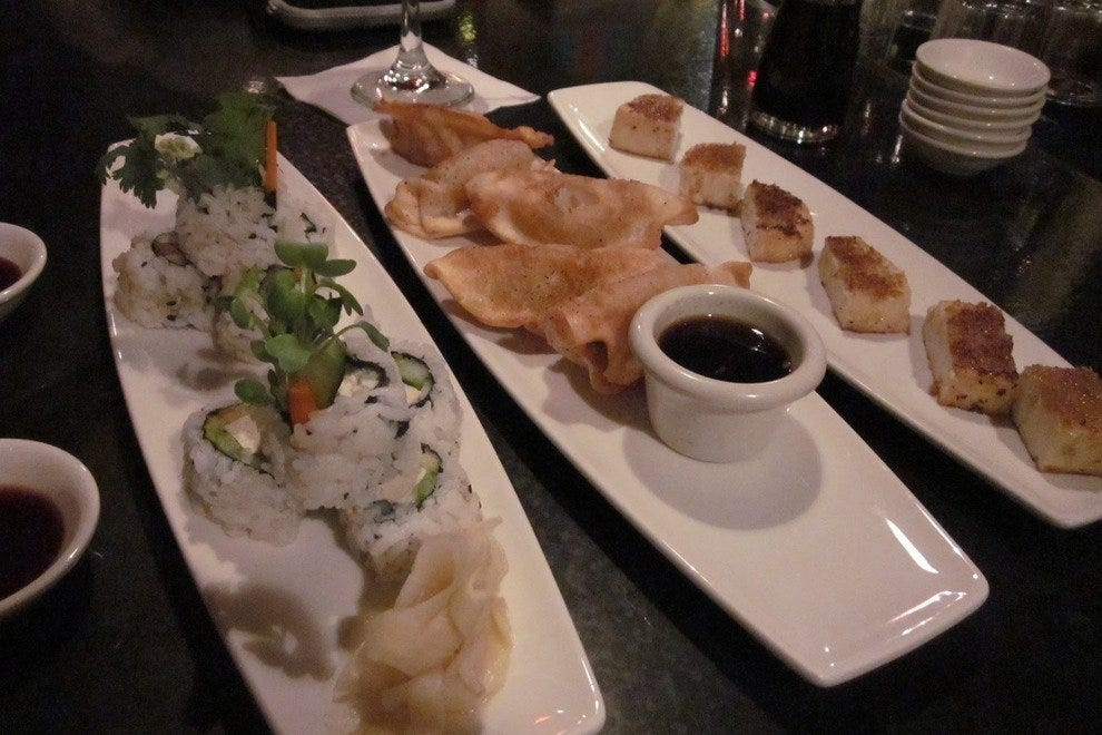 asian cafe fish Dragon