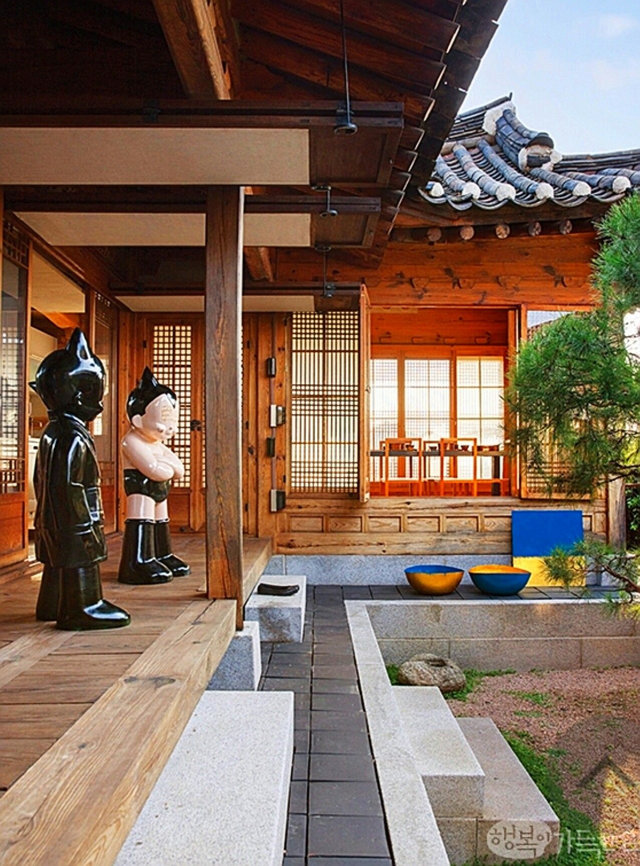 Asian style house design