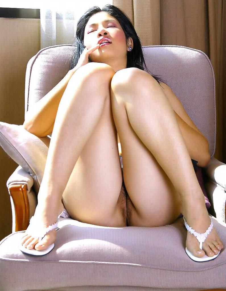Chubby panties housewife asian