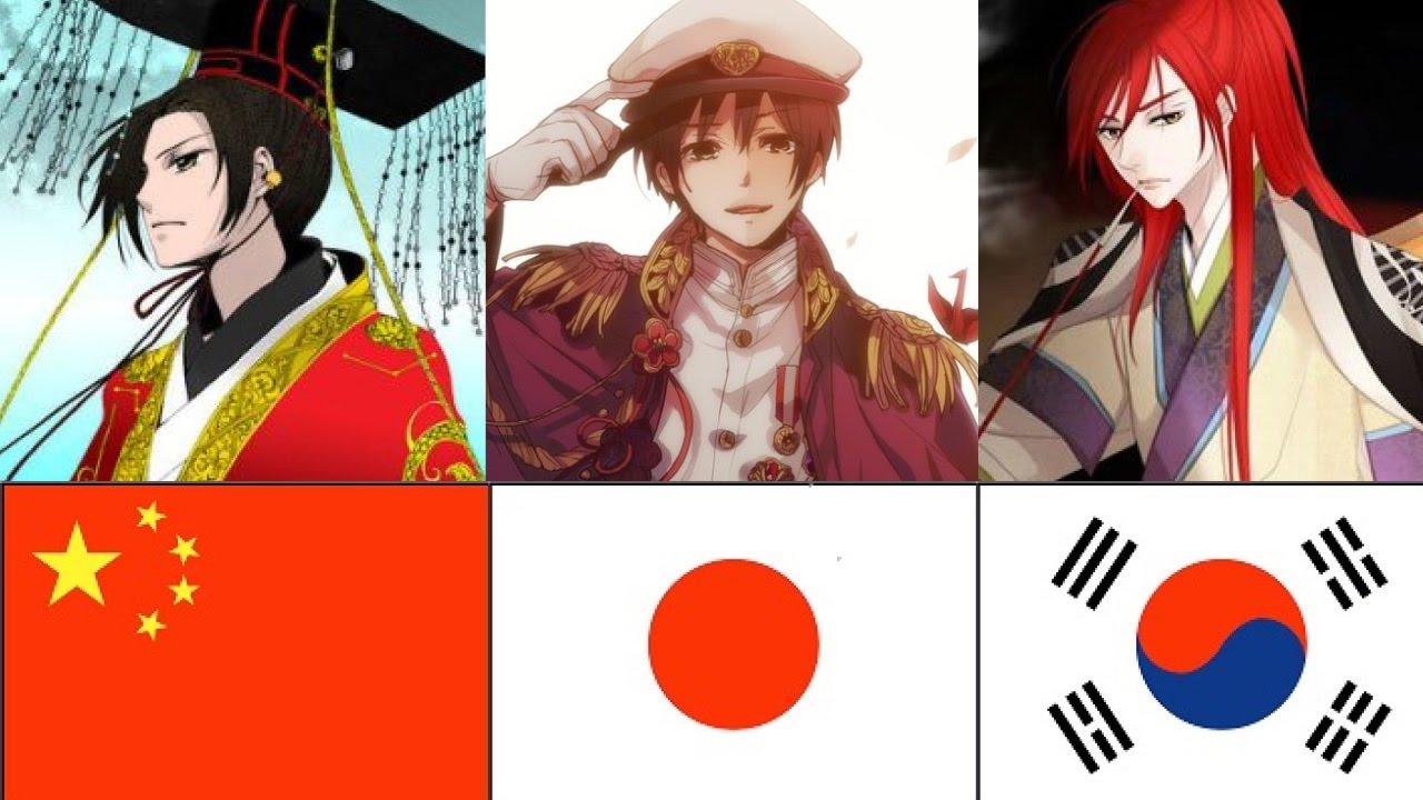 Yajaira recommend Anime redhead sex