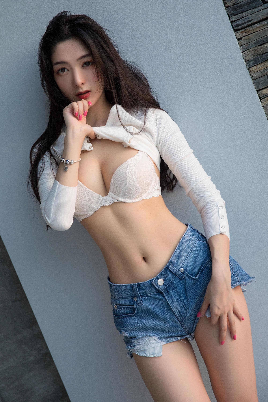 messy curvy asian Shorts