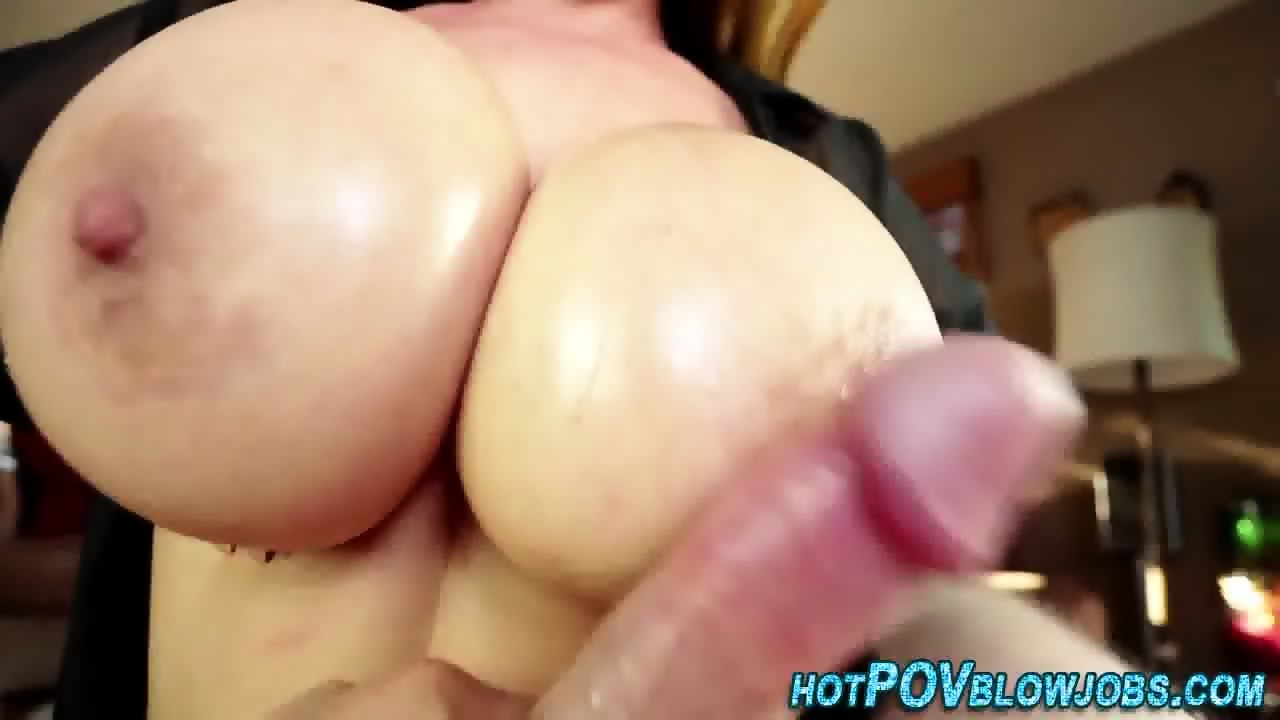 housewife asian Busty POV