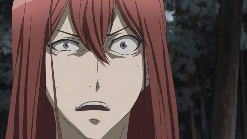 Anime girl wtf face