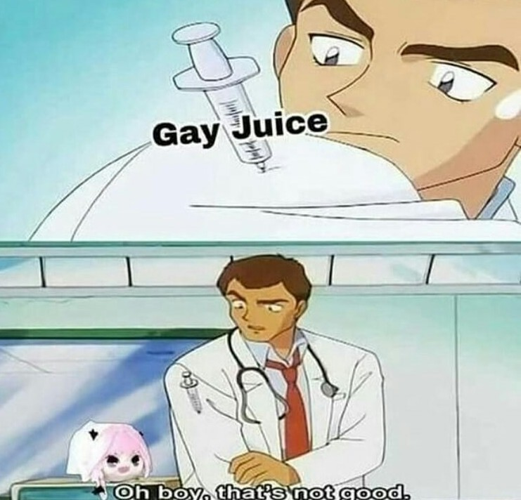Anime gay meme