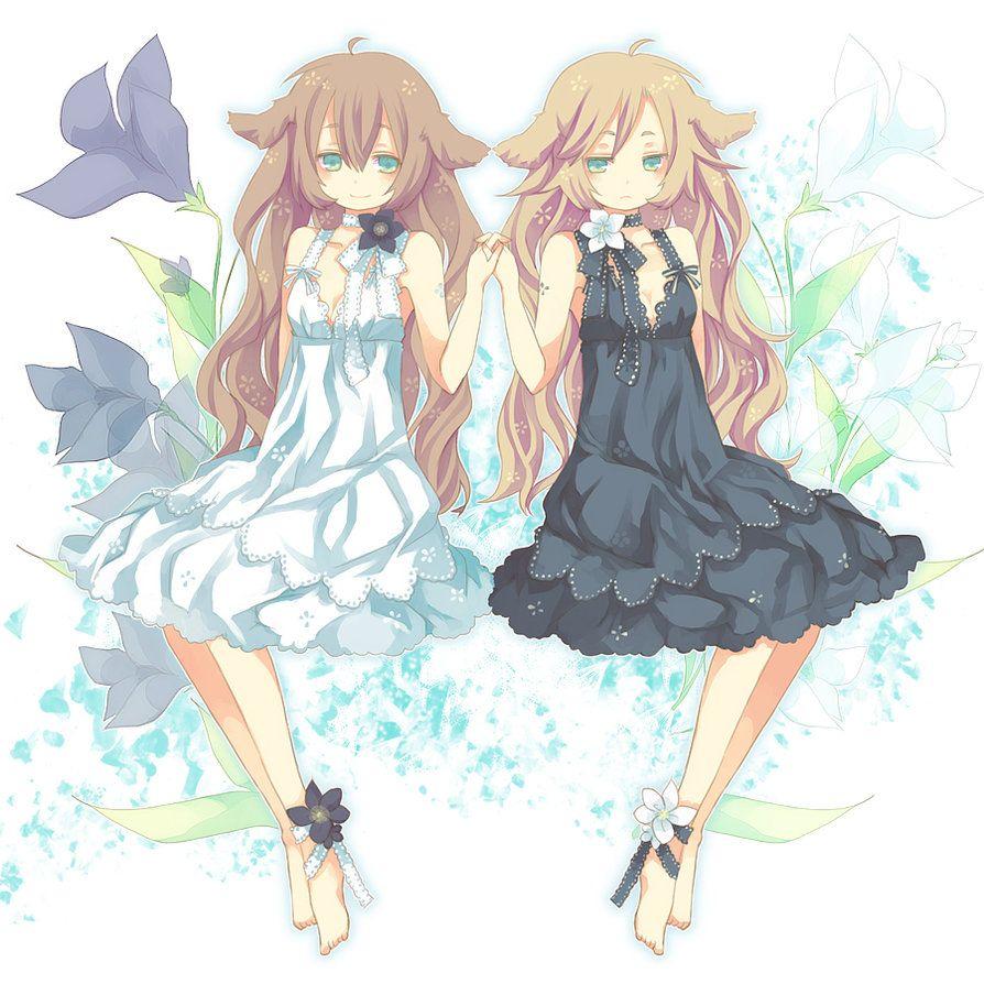 twin boy girl Anime and