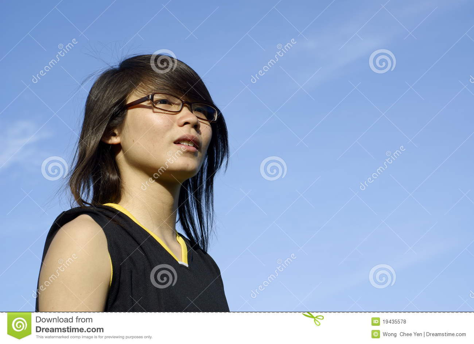teen girl naked Chinese