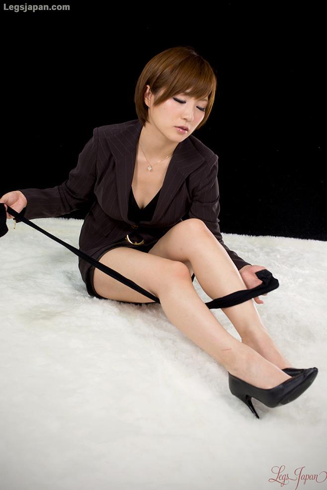 video Japan pantyhose