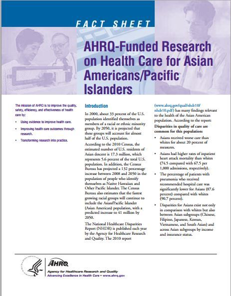 american care Asian health