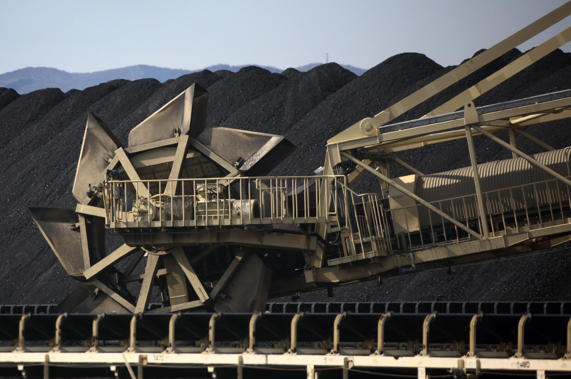 coal in there japan Is