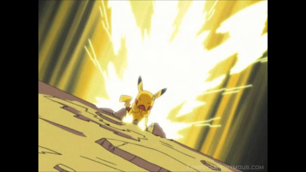 effects sound Pokemon anime