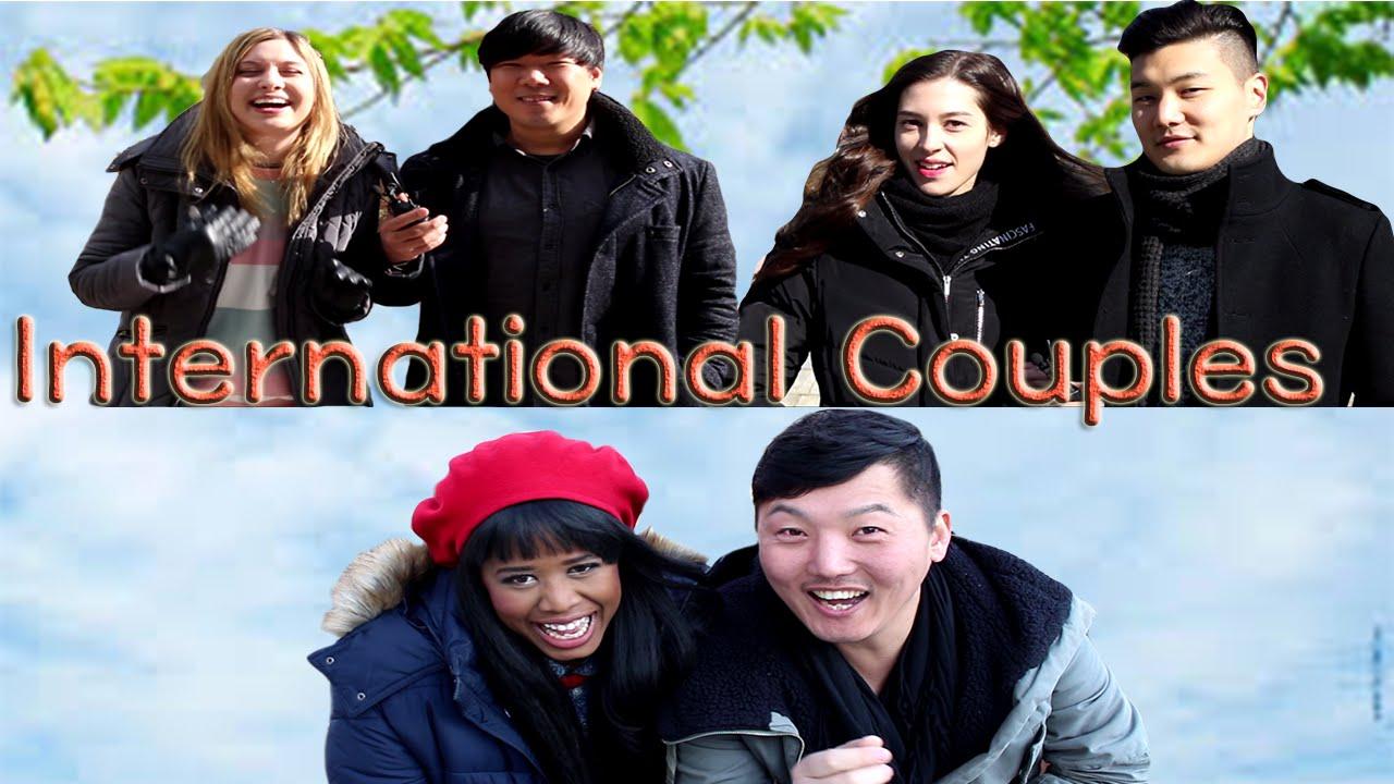 international marriage Korea interracial