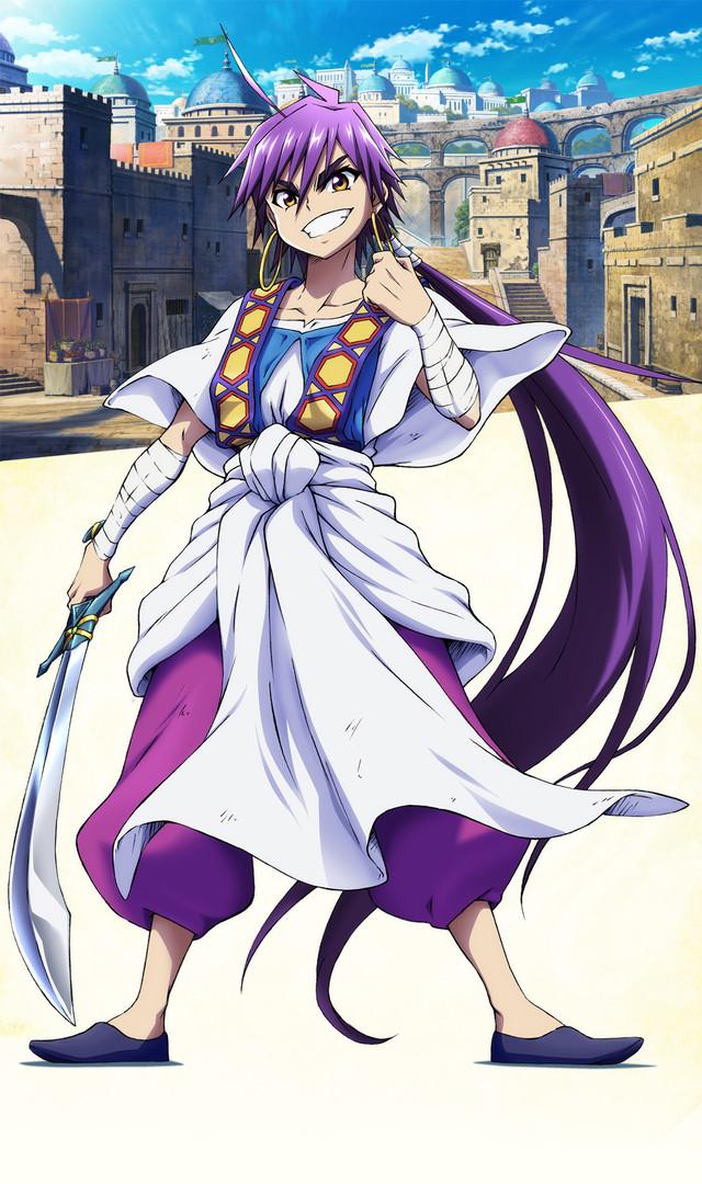 adventures sinbad anime of The