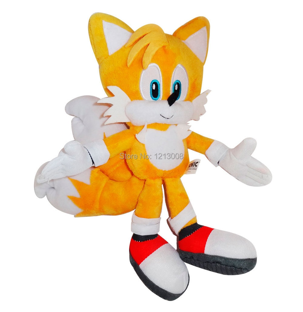 the fox anime Tails