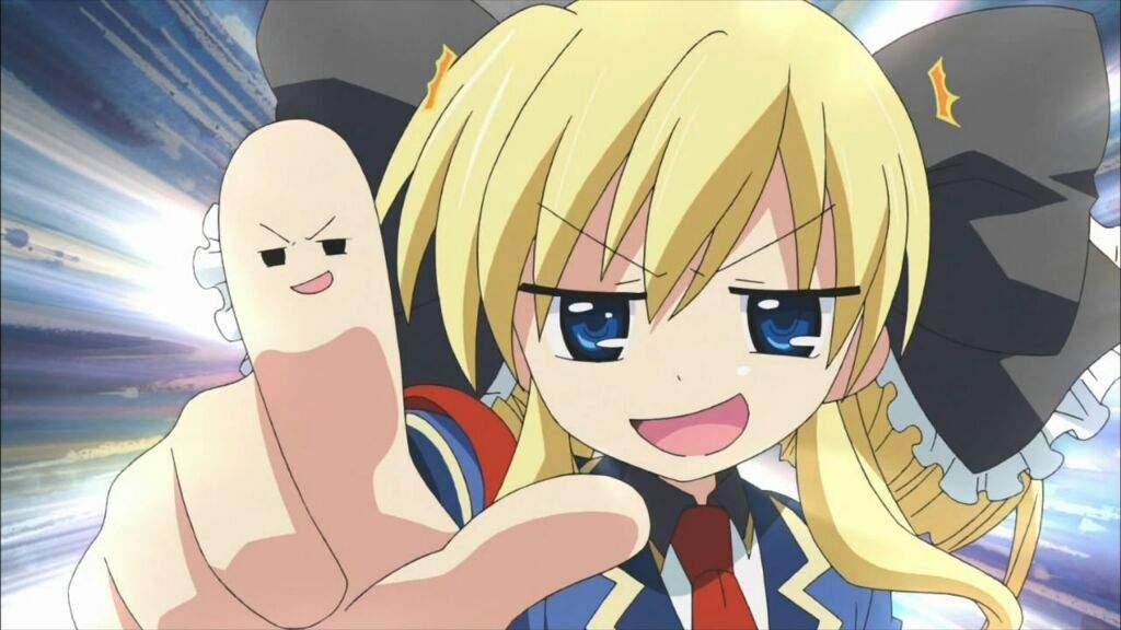 Best ecchi anime series