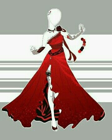 mage Anime female fire