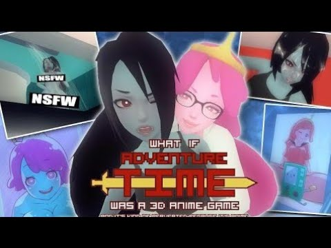 3d was uncensored anime If adventure time a
