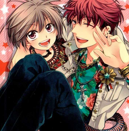 love Spa anime of