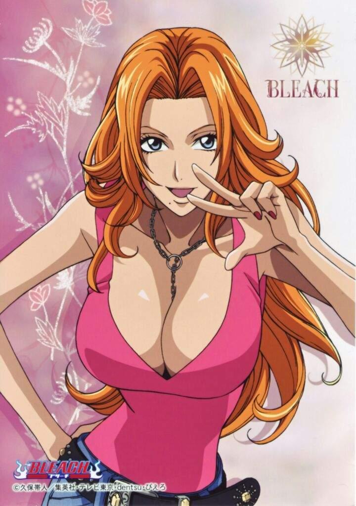 girls Bleach anime