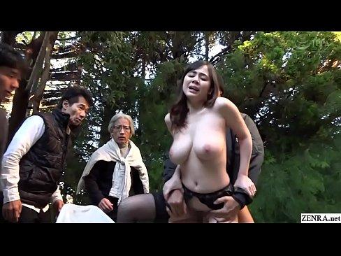 Nude anime video