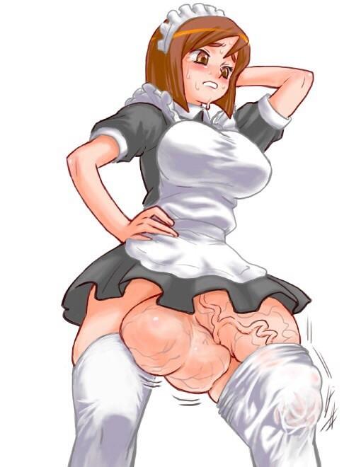 cock porn Big anime