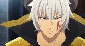 diablo Demon anime lord