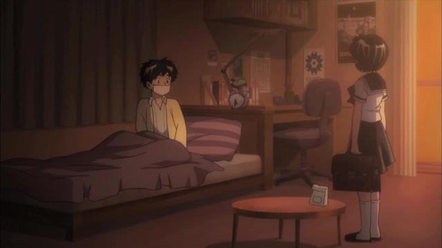 episode 1 anime Girlfriends