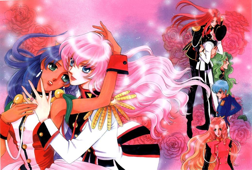 anime shows Lesbian tv