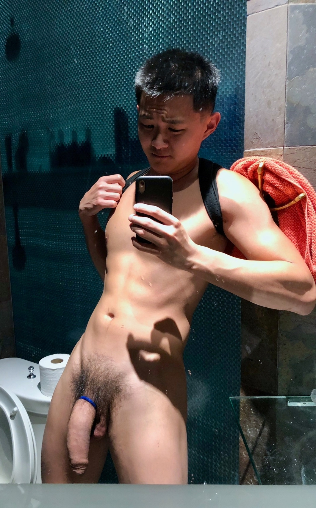 Chinese guy with big dick