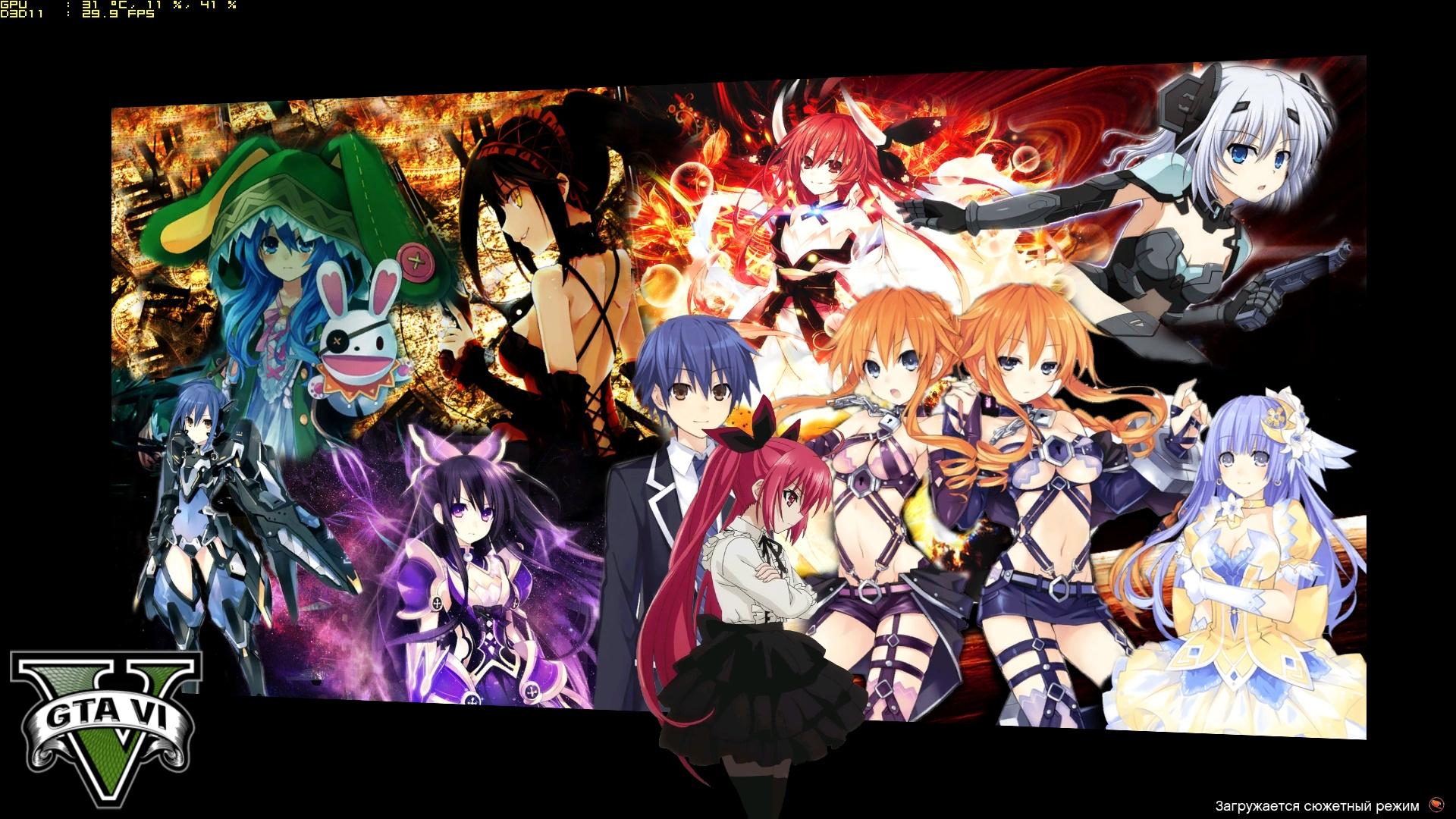 show Gta 5 anime