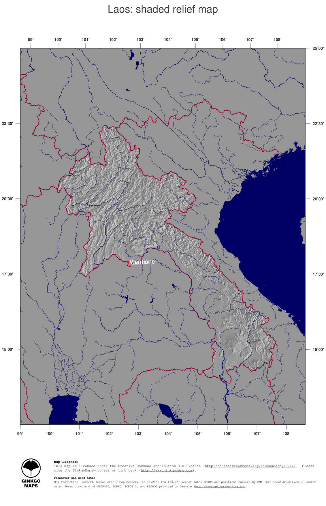 county laos Info on asian