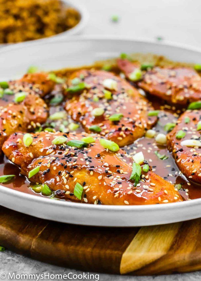 Chinese chicken breast recipe