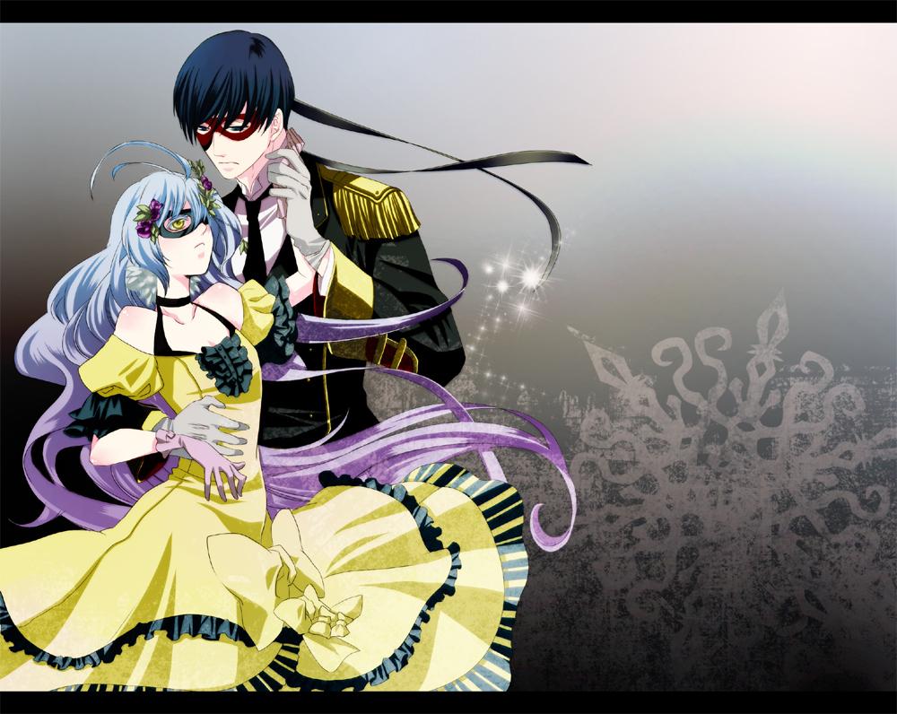 servant Master anime and
