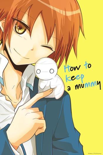 a keep mummy porn How to anime