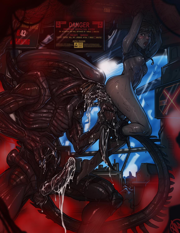 games sex Anime alien