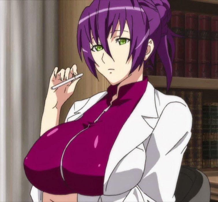 anime girl Huge