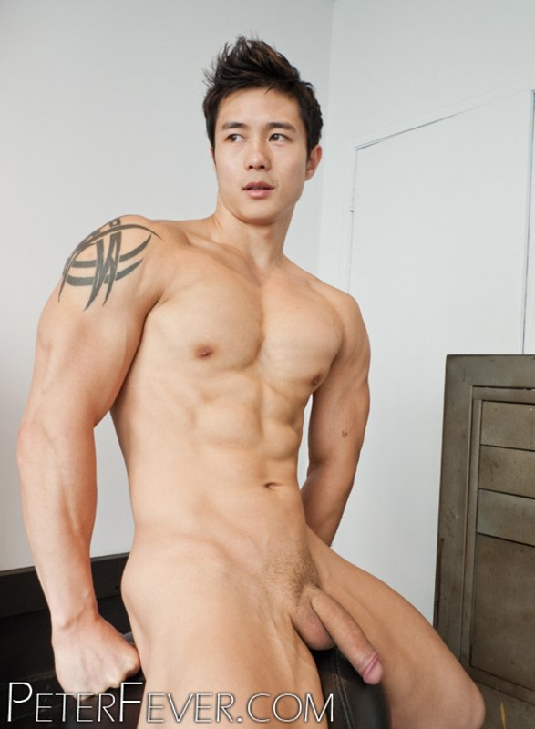 big Chinese dick with guy