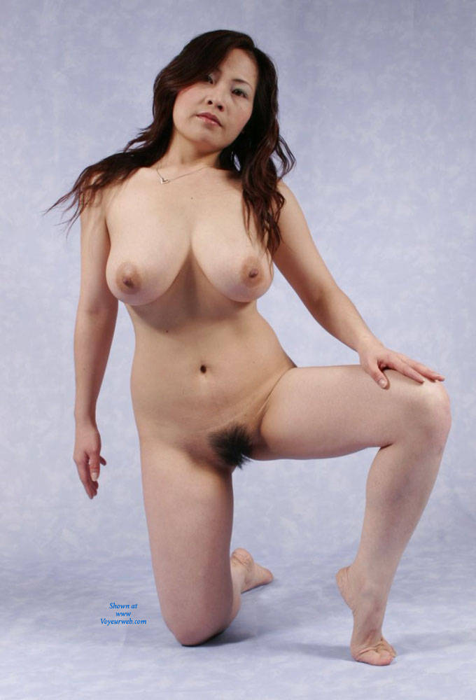 outdoor housewife busty Asian