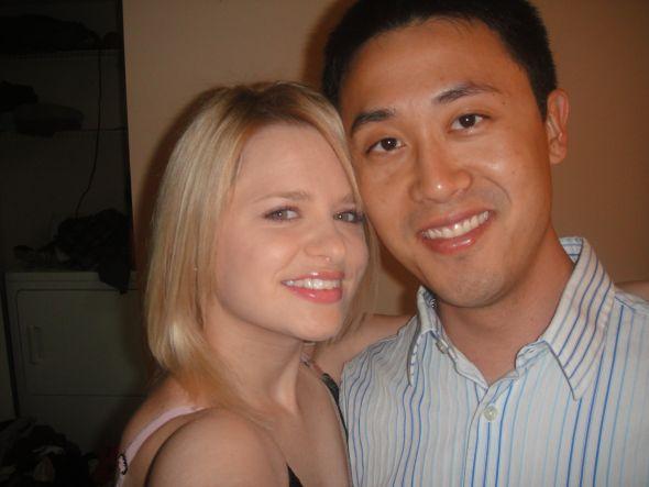 wife American seeks asian