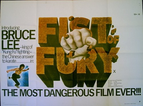 fury chinese the of connection Fist
