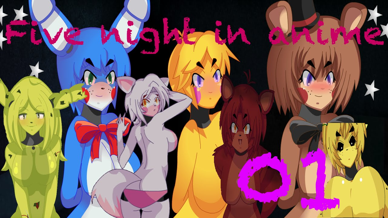 in anime nights 5
