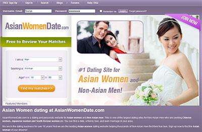 asian sites dating Free women
