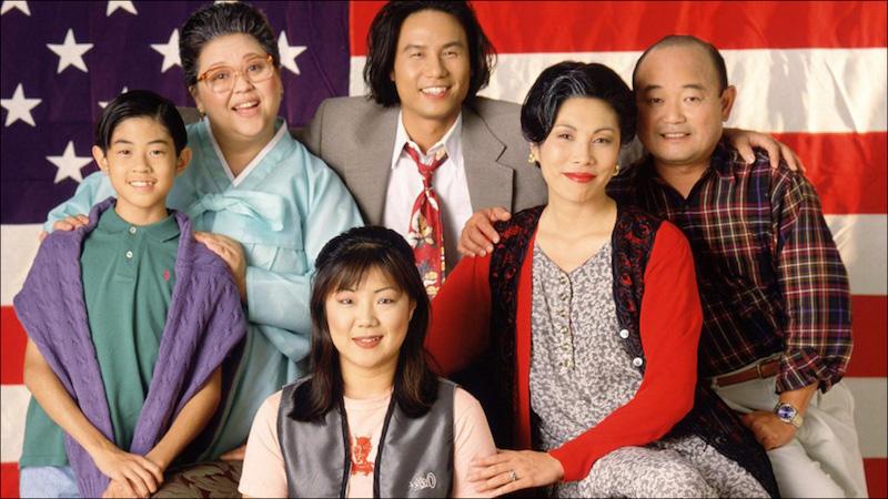 family Asian photos american